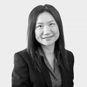 Jeanne Ye, Director of Finance