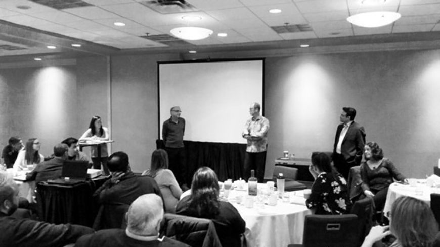 CDS Speaks at the MNP Dental Professionals Conference