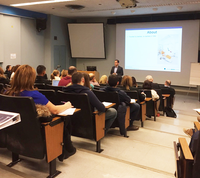 Dental Practice Management Symposium at U of T School of Dentistry